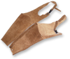 Chicago Protective Apparel Leather Welding & Heat-Resistant Cape Sleeves Only - 1529-CL -- 1529-CL