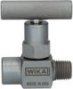 Mini-needle valve WIKA 910.11.100 - 4266219