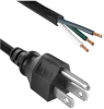 Power, Line Cables and Extension Cords -- Q941-ND -- View Larger Image