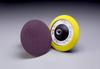 3M(TM) Stikit(TM) Disc Pad 82189, Red, 5 in x 3/4 in 5/8-11 Internal, 10 per case -- 051144-82189