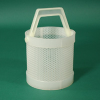 Polypropylene Dipping Basket -- 14208