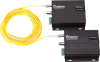 1-Channel Digital Fiber Optic Video Converter 1-Channel Bi-Directional Data -- FDVT1A0xA/FDVR1A0xA