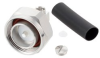 RA 7/16 DIN Male Low PIM Connector Solder Attachment for FM-1/4SFHC, SPP-250-LLPL, SPO-250, SPF-250 Cable -- FMCN1701 -Image