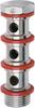 Brass Push-in Fittings - BSP/Metric Size -- 1631 03-1/8