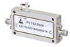 42 dB Gain, 500 mW P1dB, 6 GHz to 18 GHz, Medium Power Broadband Amplifier, 37 dBm IP3, 5.4 dB NF, SMA -- PE15A3020 -Image