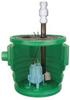Simplex Sewage System, 4/10 HP, 115V -- 5EAF6