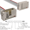 Rectangular Cable Assemblies -- M3AKK-1006J-ND -Image