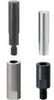 Locating Pin for Jig - Flat, Male Thread -- STPAR