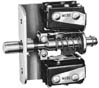 MICRO SWITCH AC Series Door Switch, Single Pole Double Throw Circuitry (4), 5 A at 250 Vac & 30 Vdc, Rod Actuator, Silver Contacts, Solder Termination -- 8AC1 -- View Larger Image