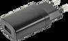Wall Plug-In European Blade AC-DC Power Supply -- SWI5-5-E-I38 - Image