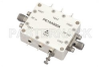 7.1 Watt Psat, 700 MHz to 2.2 GHz, High Power GaAs Amplifier, SMA, 30 dB Gain, 38.5 dBm IP3, 10 dB NF -- PE15A5004 -Image