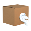 Box of Rags - New White Knit -- BR101 - Image