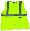 Men's Hi-Vis ANSI 2 Mesh Safety Vest -- WALLS-38225