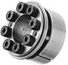 POWER-LOCK RE-SS Snap Ring installed Series Keyless Locking Device