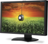 """24"""" Widescreen Professional Graphics Desktop Monitor w/ SpectraViewII -- P241W-BK-SV -- View Larger Image"""