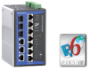 DIN-Rail Managed Ethernet Switch -- EDS-P510 Series