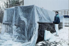 6 ft. x 100 ft. 6 Mil Clear Construction and Agricultural Film Item# YLD4455 -- YLD4455