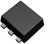 4V Drive Nch+SBD MOSFET -- ES6U3