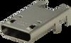 Micro B USB Connectors -- UJ2-MIBH-4-SMT - Image