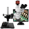 Trinocular Video Inspection System -- SZ-PK7-LED