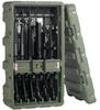 Pelican Custom Case for 6 ea M4s or M16s - Olive Drab -- PEL-472-M4-M16-6-137 -Image