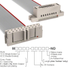 Rectangular Cable Assemblies -- M3TGK-2018J-ND -Image