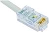 CORD CAT5e STRN WHITE T568B 100 FT NB -- 26-202-1200