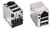PCB Jack -- FB-SP 02 RJ45 Led+USB