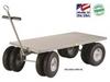 8-Wheeler Wagon Truck -- HCD-3660-16P-CR -Image