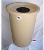 65 Gallon Villa Series Rain Barrel -- VILLA-65PLUS