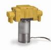 Dual-Head Diaphragm Pump, for Fluids, 2.5/1.2 LPM; 6 VDC -- GO-78182-00