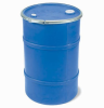 Side Lever Lock Open-Head Colored Poly Drum -- DRM790