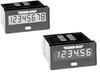Veeder-Root 1-32 DIN LCD Ratemeter-Tachometer -- C342-3462 - Image