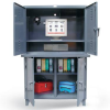 Computer and Personal Tool Storage Cabinet -- 46-CC-243 - Image