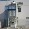 FS Pulse Jet Baghouse Dust Collector -- 225FS12-Image