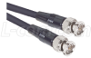RG59A Coaxial Cable, BNC Male / Male, 1.5 ft -- CC59A-1.5