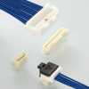 Wire to Board Crimp style Connectors -- GVH connector