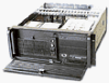 AIC RMC4S 4U 14-SLOT High Availability Industrial Rackmount Chassis for Full-Size SBC -- 1401321 - Image