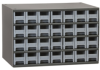 Akro-Mils Steel Frame Parts Cabinets -- 55220 - Image