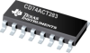 CD74ACT283 4-Bit Binary Full Adder with Fast Carry -- CD74ACT283M -Image