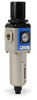 Pneumatic / Compressed Air Filter-Regulator: 3/8 inch NPT female ports -- AFR-3333-AD