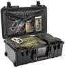 Pelican 1535 Air Travel Case - Black | SPECIAL PRICE IN CART -- PEL-015350-0080-110 -Image