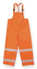Arc Flash Rain Overall,2XL,HiVis Orange -- 3FZR3 - Image