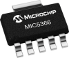 High Performance Single 150mA LDO w/ Auto Discharge -- MIC5366 -Image
