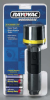 Rayovac BR2D-B 2 Cell D Size Black Rubber Flashlight with Two Heavy Duty Batteries -- 012800-46381 - Image