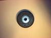 Brazed Cupwheel-Coarse 5/8 X 11 4'' -- 11295 - Image