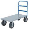 Platform Truck,72x30,Pneumatic Wheels -- NBB-3072-9P
