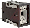 Switch, Pushbutton, Rectangular DISPLAYLighted, DOUBLE LAMP CIRCUIT, SPDT -- 70119093