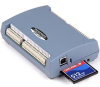 8-Channel Thermocouple Input Temperature Logger (CompactFlash) -- USB-5201