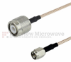 SMA Male to TNC Male Cable RG-316 Coax in 24 Inch -- FMC0203315-24 -Image